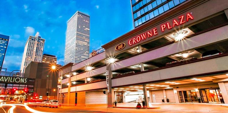 Crowne Plaza Downtown Denver -- Denver, CO