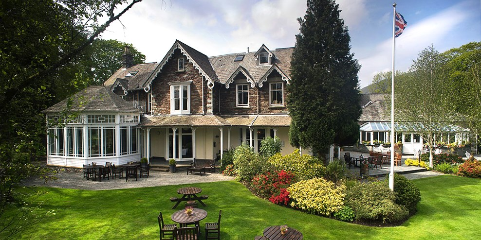 The Wordsworth Hotel & Spa -- Grasmere, Lake District