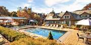 $79 -- Vermont Fall Foliage Escape w/Spa & Dining Credit