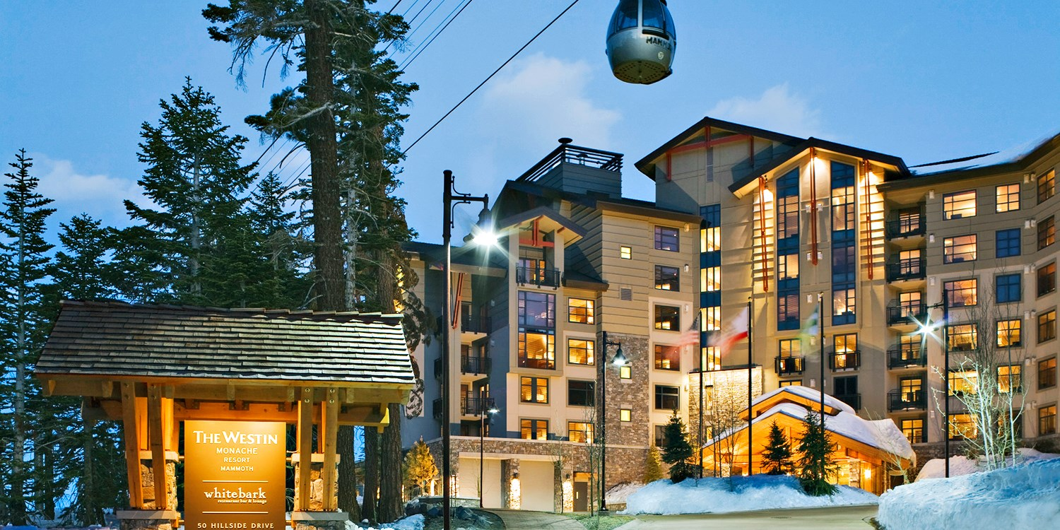 The Westin Monache Resort, Mammoth -- Mammoth Lakes, CA