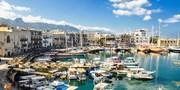 £219pp -- N Cyprus Holiday w/Flights & Transfers, Save 50%