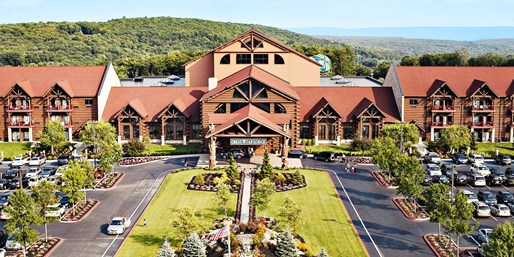 $225 -- Poconos: Midweek Family Escape to Great Wolf Lodge