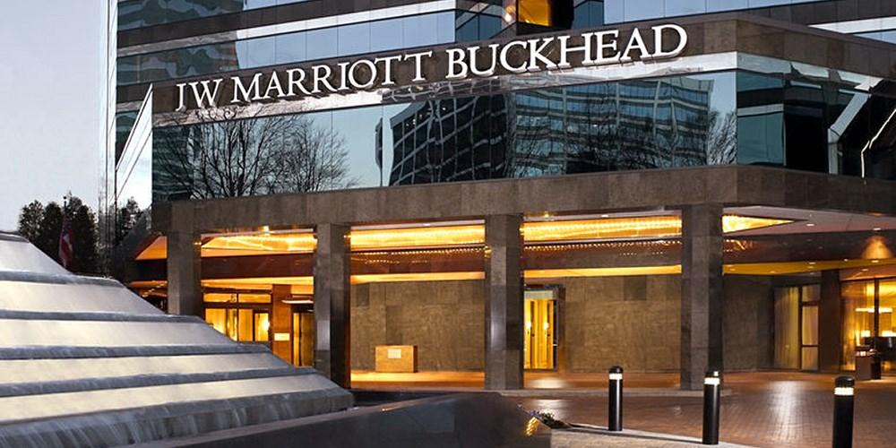 JW Marriott Atlanta Buckhead -- Atlanta, GA