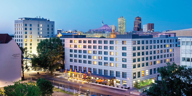 Maritim Hotel Berlin -- Berlin