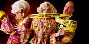 $44 -- Vegas: 'Best Dinner Show' Murder Mystery, Reg. $70