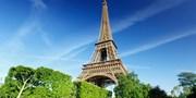 ¥299,000 -- 中部発 ビジネス×パリ5日間 モンサンミッシェル地区泊 3つの世界遺産観光