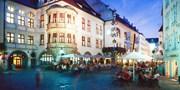 ab 124 € -- Finden Sie luxuriöse 5*-Hotels in München