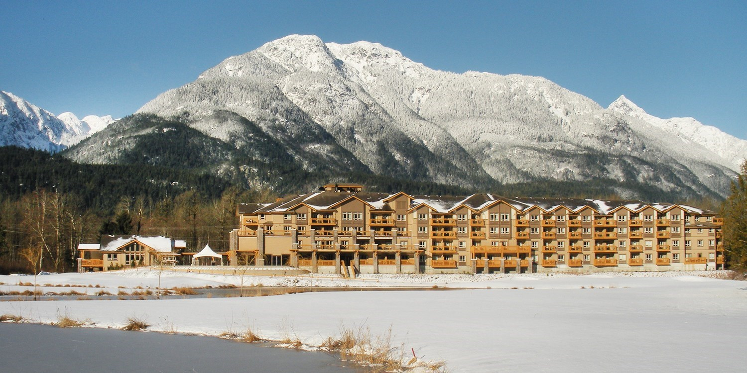 $100 – Epic Mountain Views near Whistler, 45% Off -- Squamish, Canada