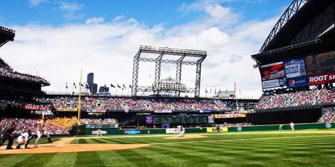 Seattle Mariners Games: Suites over Memorial Day Weekend