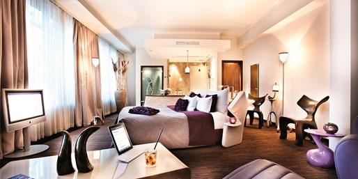 139 € -- Designhotel mit Coolness-Faktor in Hamburg, -46%