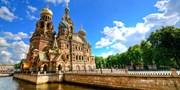 £999pp -- 12-Nt Luxury Peak Season Baltic Fly-Cruise