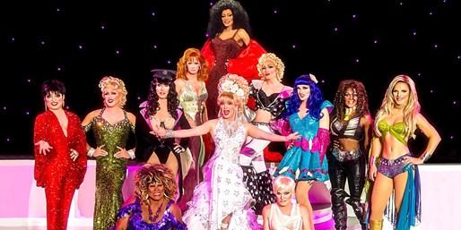 $27 -- Longtime Favorite: 'Divas' Drag Show, Reg. $88