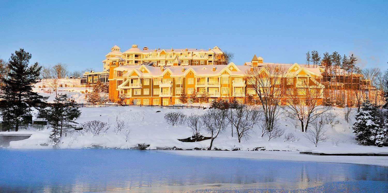 JW Marriott The Rosseau Muskoka Resort & Spa -- Minett, Ontario