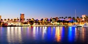 $113-$123 -- Portland to Long Beach Nonstop (Roundtrip)