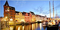 $736 -- San Francisco to Copenhagen Nonstop (Roundtrip)