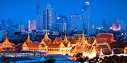 Flight Deals to Bangkok into October (Roundtrip)