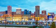 $81* & up -- Cheap Flights to Baltimore into Sept. (R/T)