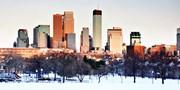 Flights to Minneapolis into Spring (Roundtrip)