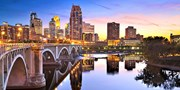 Flights to Minneapolis into September (Roundtrip)