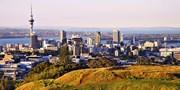 Flights to New Zealand, January-April (Roundtrip)