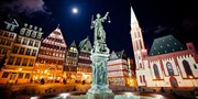 Flights to Frankfurt into August (Roundtrip)