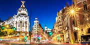 Flights to Madrid into August (Roundtrip)
