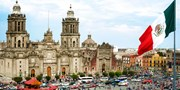 $271* -- Minneapolis to Mexico City, Aug.-March (R/T)