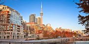 $175* & up -- Save on Flights to Toronto (R/T)