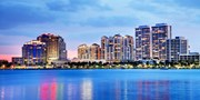 $180-$187* -- Philadelphia to West Palm Beach Nonstop (R/T)