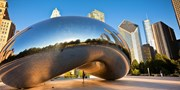 $107-$137 -- New Orleans to Chicago Nonstop (Roundtrip)