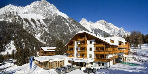 Frühbucher-Ski-Special für Falkensteiner Hotels in Südtirol