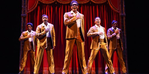$29 & up -- 'Motown The Musical' in Madison, Save up to $20