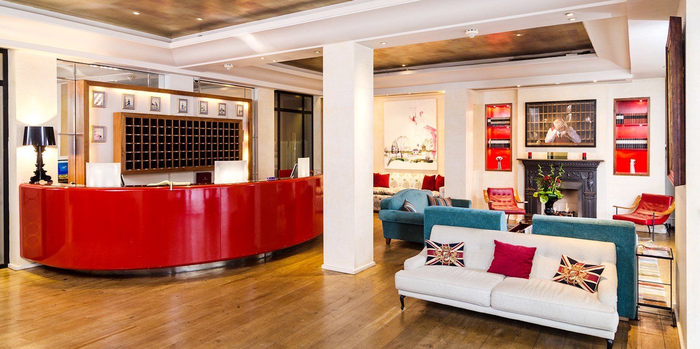 Sloane Square Hotel -- 伦敦, 英国