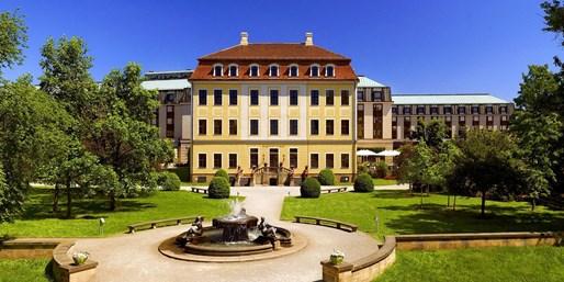 99 € -- Sommertage im Westin Dresden direkt am Elbufer, -48%