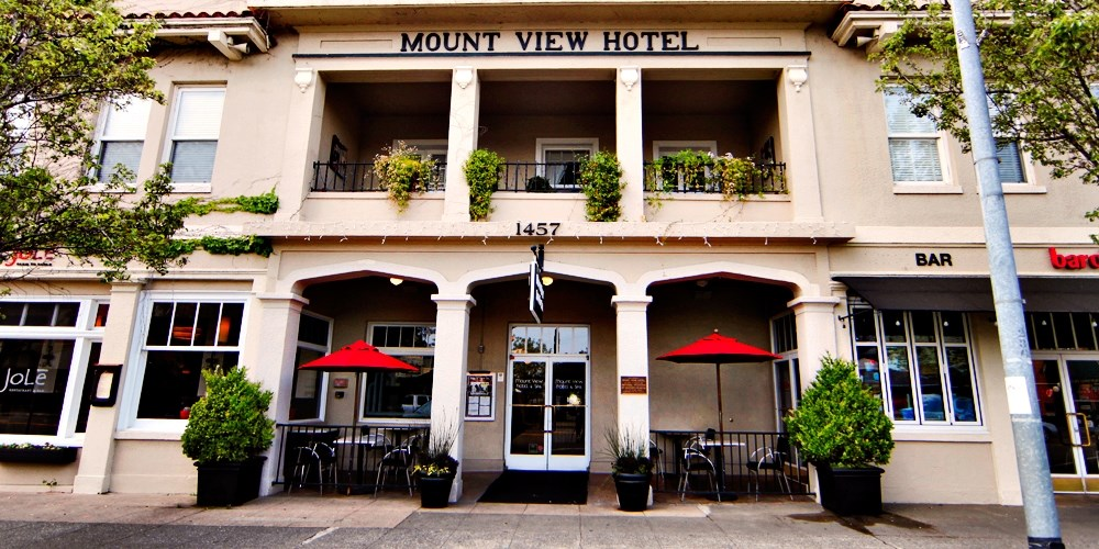Mount View Hotel & Spa -- Napa Valley, CA