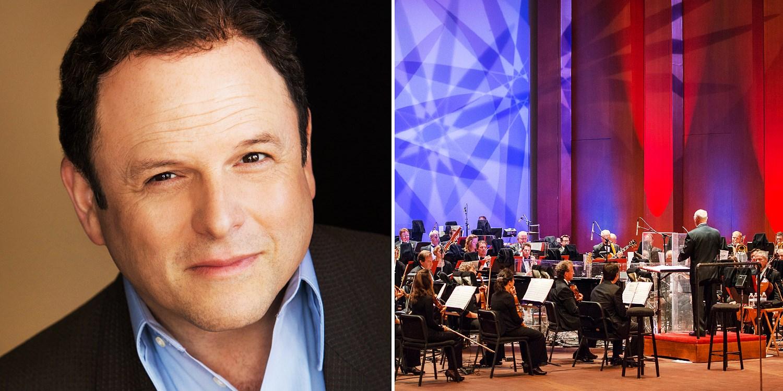 $35 -- Jason Alexander Performs w/Houston Symphony, Reg. $69