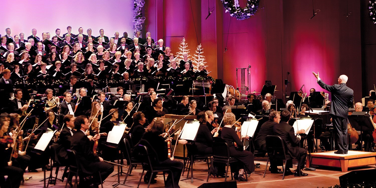 $31 & up -- Houston Symphony Holiday Concerts, Half Off
