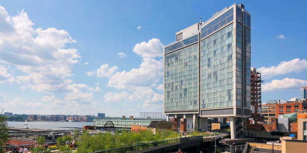 The Standard High Line -- Chelsea, New York