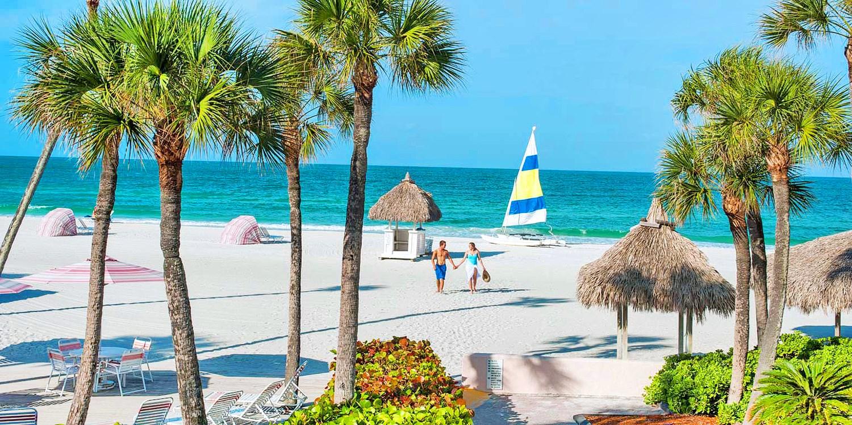 The Sandcastle Resort at Lido Beach -- Sarasota, FL