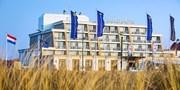 ab 199 € -- Strandurlaub in den Niederlanden mit Menü