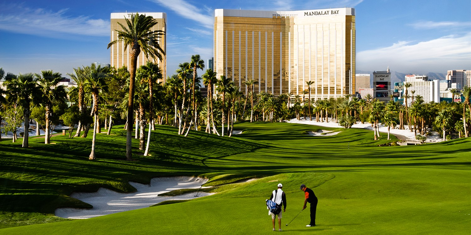 $99 & up -- Golf 18 Holes at Golf Digest's Vegas Picks, 50%