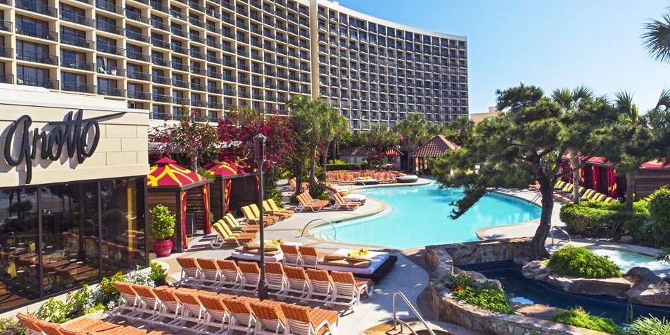 The San Luis Resort, Spa & Conference Center -- Galveston, TX