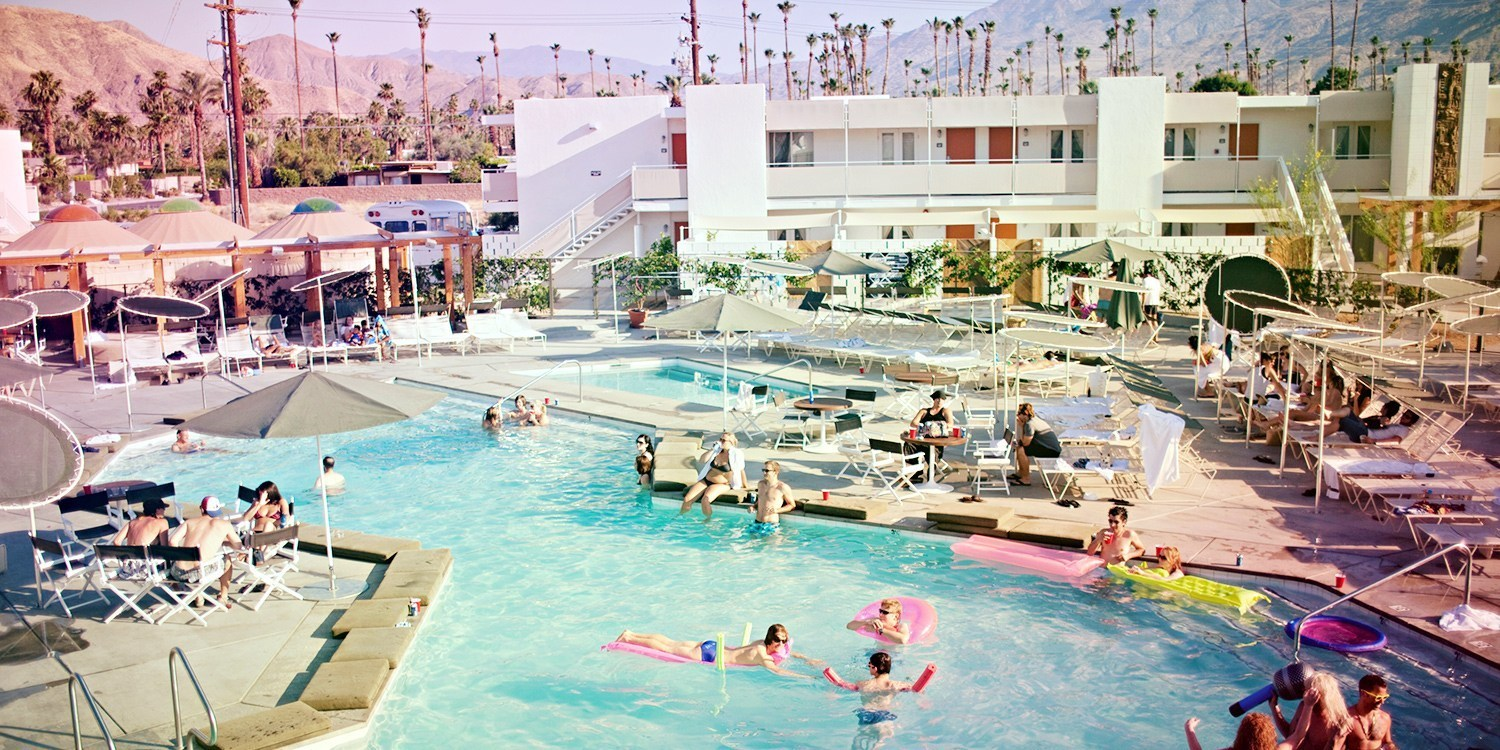 Member Exclusive – 4-Star Hipster Hangout in Palm Springs, Save 35% -- Palm Springs, CA