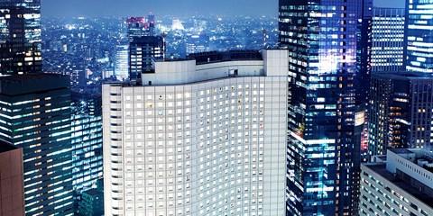 ¥14,235 -- 最大50%OFF 4.5星『ヒルトン東京』スイート泊