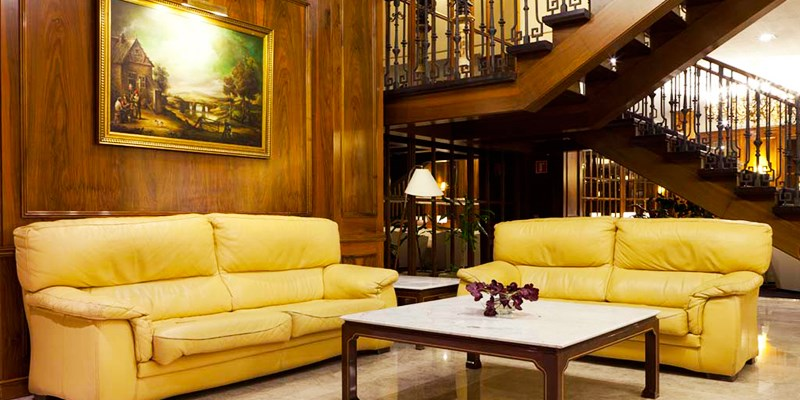 Hotel Liabeny -- Madrid, Spain