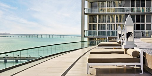 $199 -- 5-Star Downtown Miami Hotel incl. Weekends, 50% Off