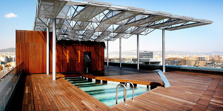 The Gates Hotel Diagonal Barcelona -- Barcelona, Spain