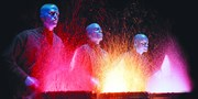 ab 64 € -- Blue Man Group: Shows bis in den Herbst, bis -13€