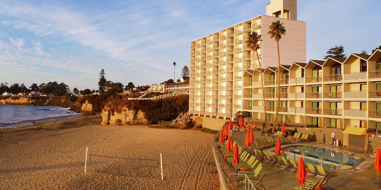 The Dream Inn -- Santa Cruz, CA