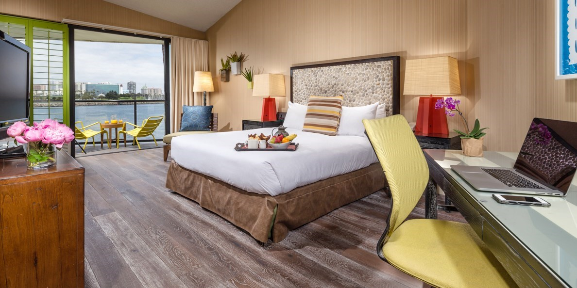 Hotel Maya - a DoubleTree by Hilton -- Long Beach, CA